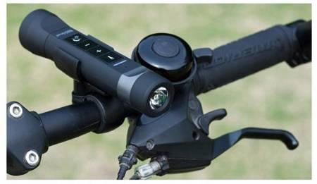 4 w 1 GŁOŚNIK LATARKA POWERBANK + uchwyt rowerowy